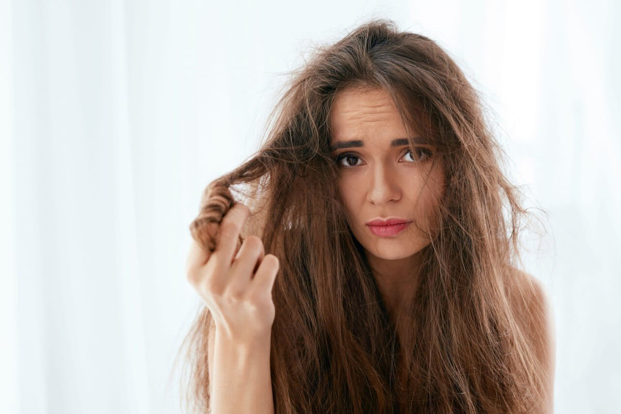 L'asciugacapelli fa male ai capelli