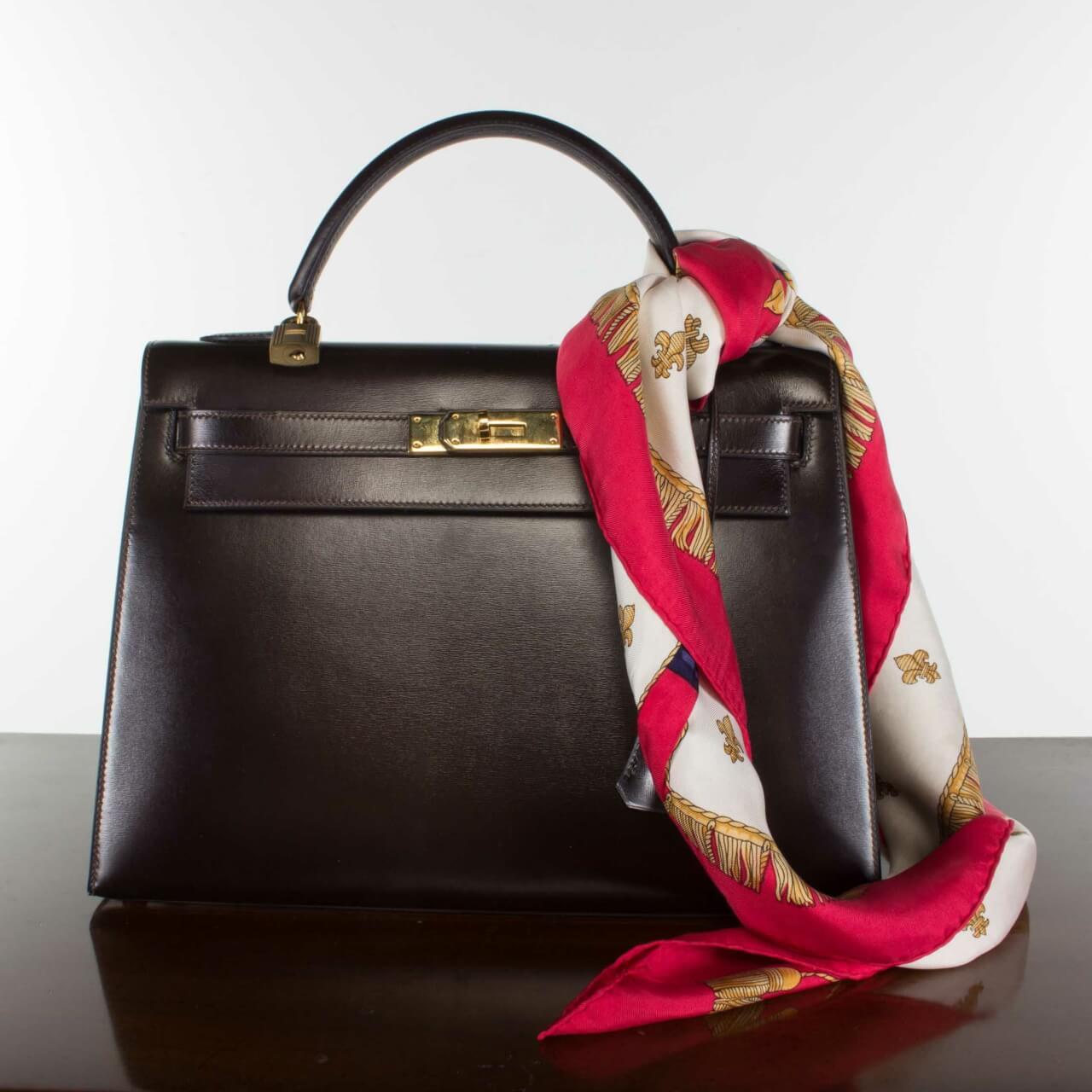 una borsa Hermès - Birkin Bag