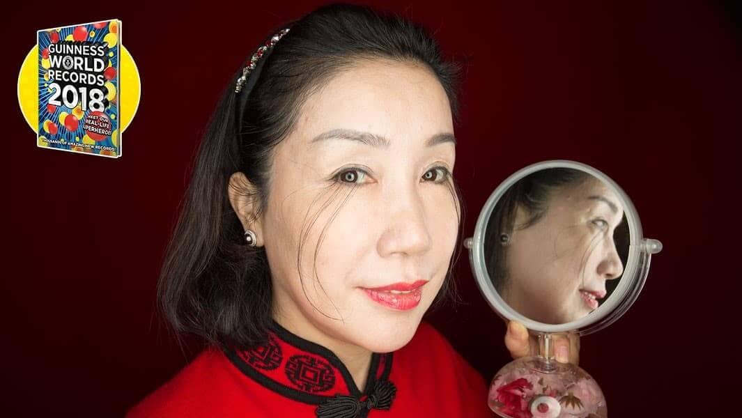 Guinness World Records - Le Ciglia di You Jianxia misurano ben 12.40 centimetri