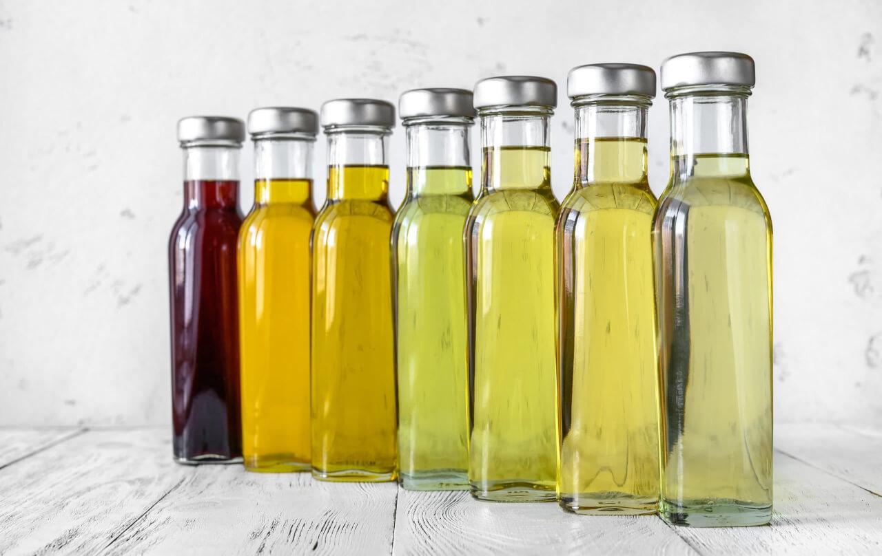 Olio-di-sesamo-cocco-e-oliva