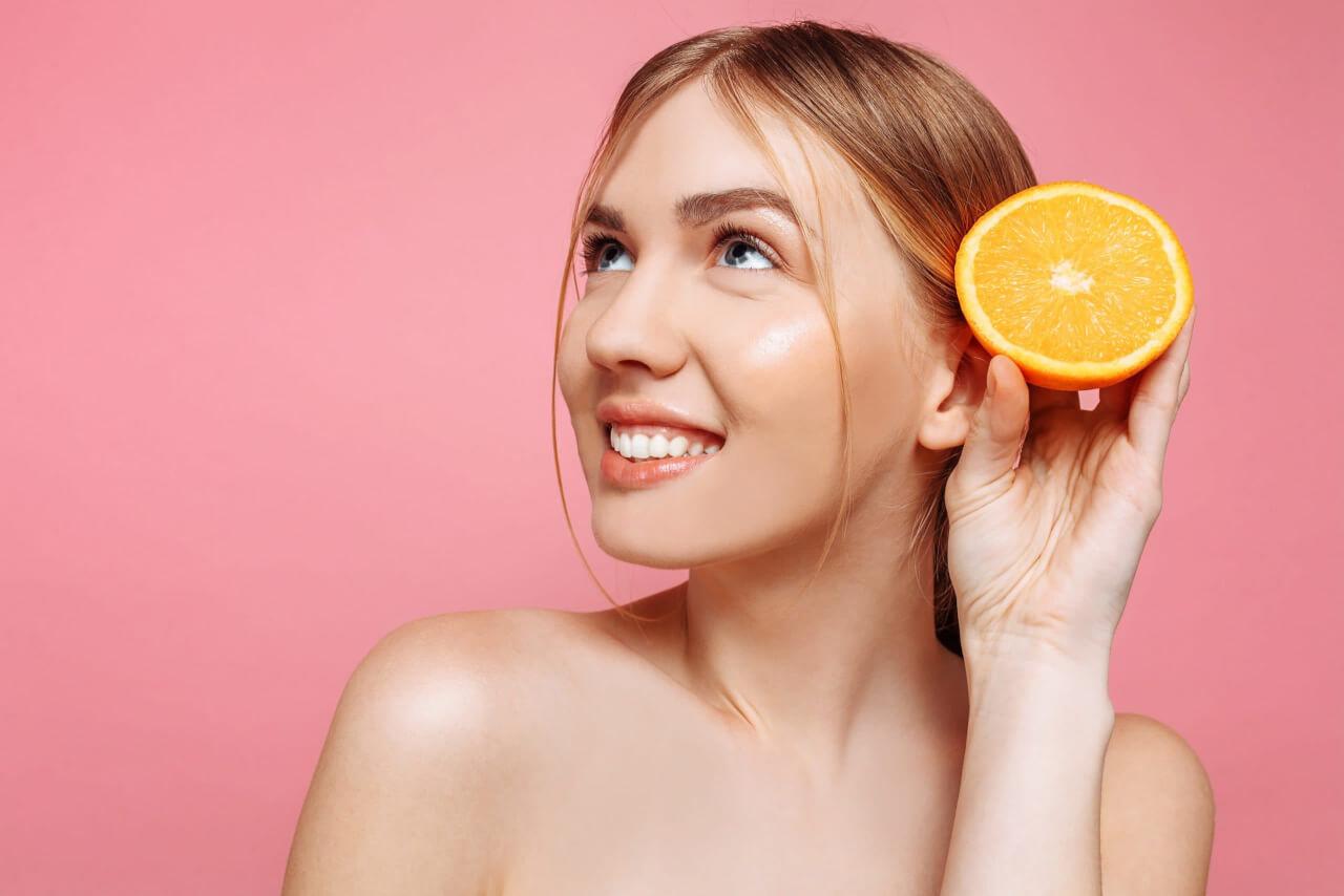 rimedi naturali denti orange