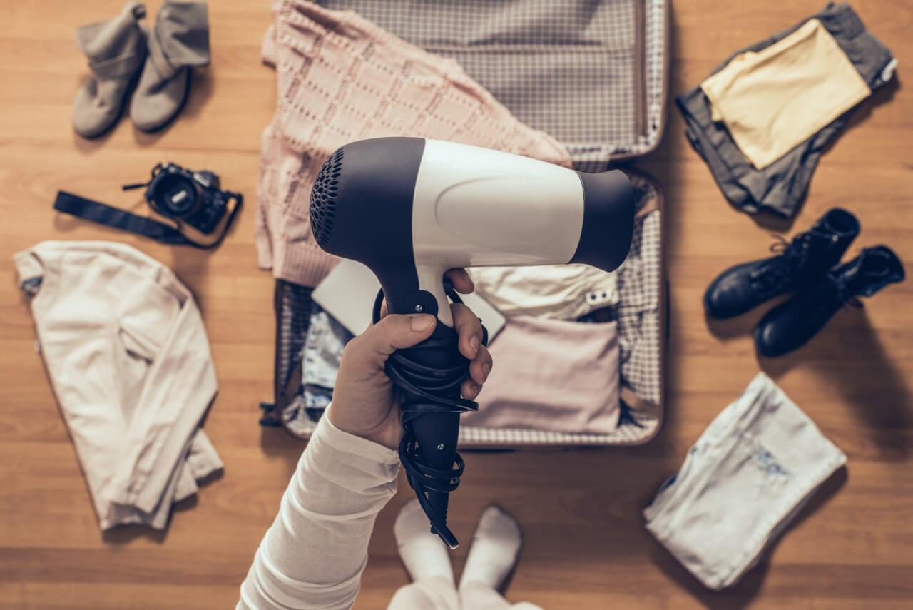 Asciugacapelli da viaggio caratteristiche e considerazioni