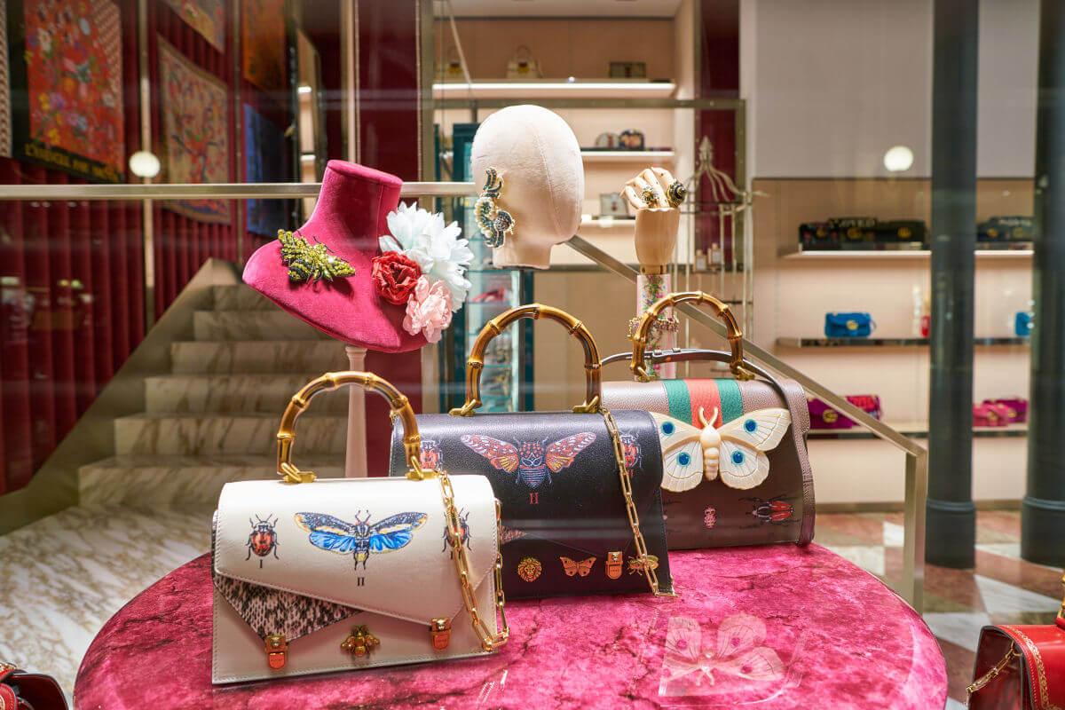 Gli elementi più iconici del brand Gucci