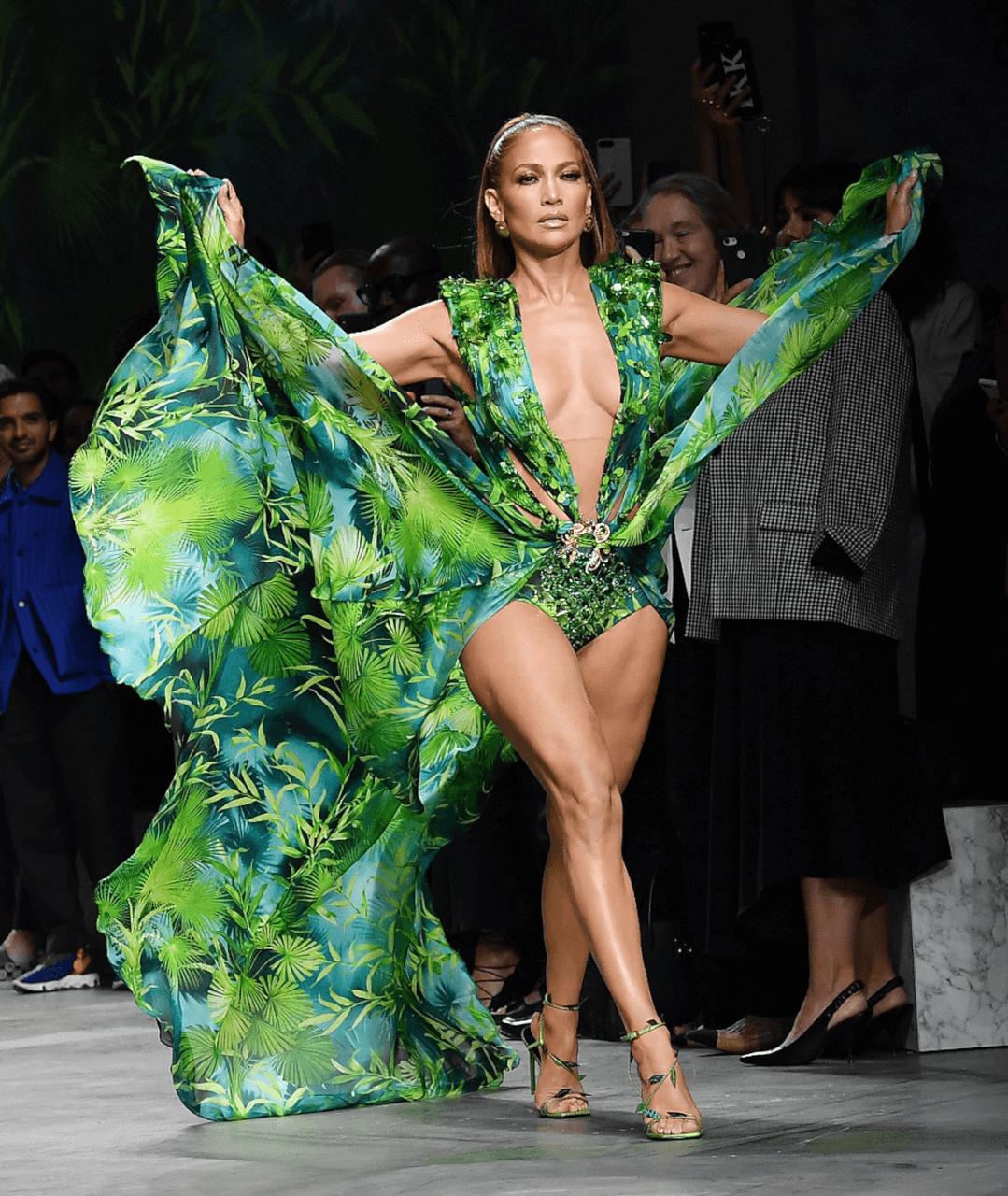 Jennifer Lopez e il tempo che non passa mai