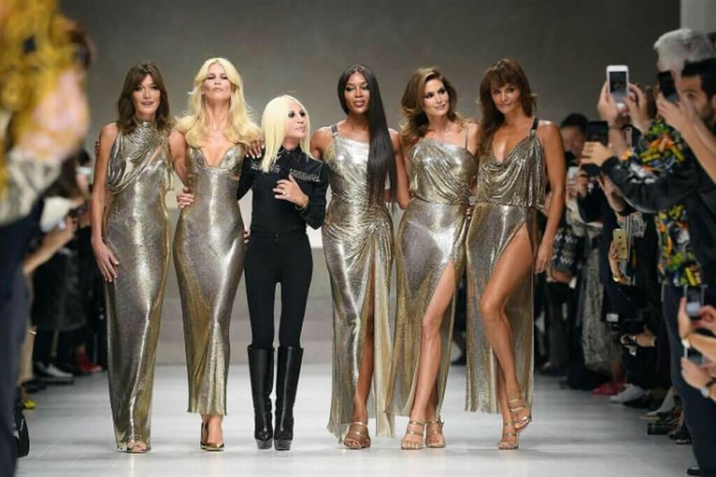 Le modelle più famose degli ultimi decenni e i brand per cui hanno sfilato