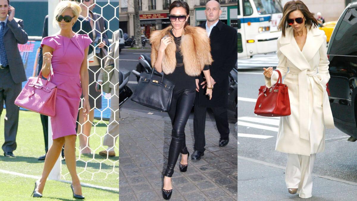Victoria Beckham e la sua incredibile collezione