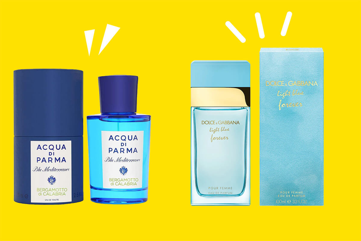 Che differenza c'è fra Eau de Toilette e Eau de Parfum